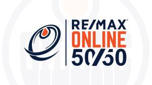 Edmonton Oilers 50/50 sells out, breaks record