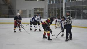 Queen's University uses hockey to raise money to help end homelessness