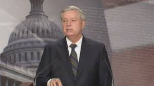 Sen. Graham says Congress' job is 'not to overturn election results' following U.S. Capitol riot (01:28)