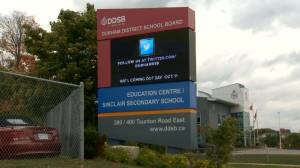 Parents of kids at DDSB asked to make decision on virtual learning (02:01)