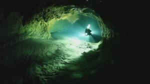 Inside the world of cave diving