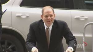 Harvey Weinstein extradited to California to face further sexual assault charges (00:32)