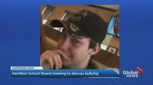 Hamilton school board meeting to discuss anti-bullying strategy