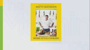 Chef Matty Matheson's on his new cookbook 'Home Style Cookery'