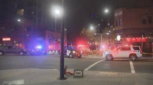 Calgary police investigate shooting inside Beltline apartment building