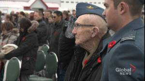 WWII pilot Jack Hilton remembered at Hangar Flight Museum ceremony
