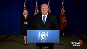 Coronavirus: Ontario Premier Doug Ford announces $83M investment in Resilient Communities Fund