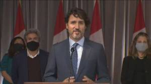 Coronavirus: Trudeau says mandate letters for ministers will give insight into what government will deliver (02:01)