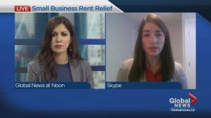 Rental relief for small businesses in Canada during COVID-19