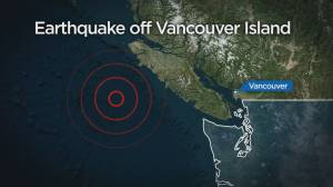 Earthquake triggers tsunami warning off coast of Alaska, B.C. also records quake near Tofino