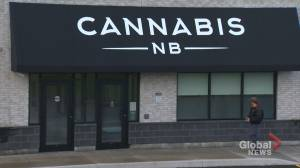 Future of NB Cannabis stores questioned under private model