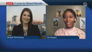 I Love to Read Month: Tamika Reid (05:01)