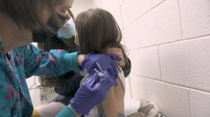 Pfizer says its COVID-19 vaccine is safe for children aged 5-11 (05:07)