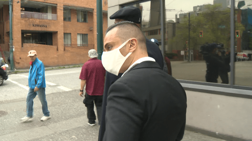 'Vancouver penthouse party host Mo Movassaghi sentenced'