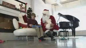Sensitive Santa experience allows all kids a special visit