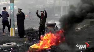Dozens of anti-government protesters killed across Iraq