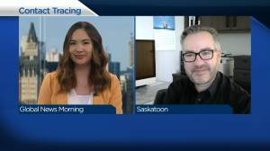 Saskatoon company conducting their own contact tracing (04:14)