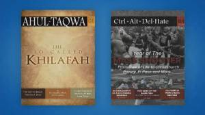 Reformed extremists combat hate with their own magazine