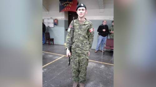 'We just need to find him': Parents of missing army reservist still holding out hope