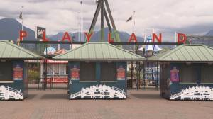 Playland hits pause on re-opening (05:55)