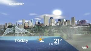 Edmonton early morning weather forecast: Thursday, September 12, 2019