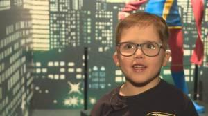 Super Hero Day celebrated at Edmonton's Telus World of Science