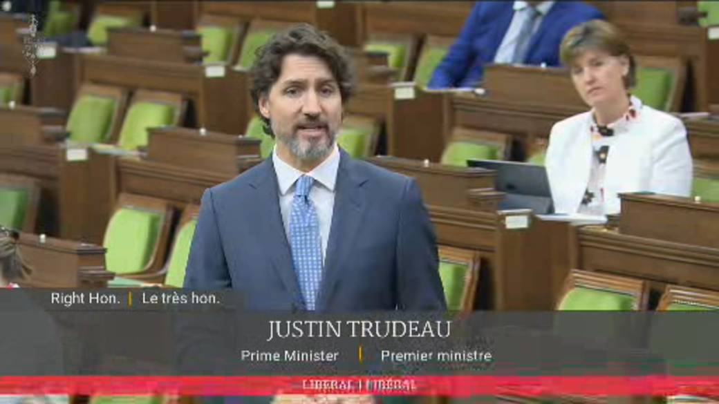 Click to play video 'Trudeau suggests Canada will not push for Taiwan state status at WHO'