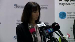 Coronavirus outbreak: Ontario's Windsor-Essex County reports first COVID-19 case