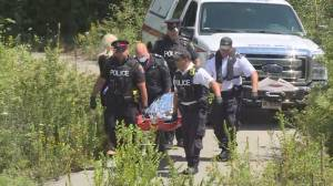 Body of man found after storm in Richmond Hill