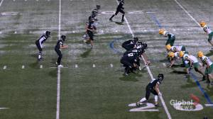 Northern Sask. Football Academy moving the chains for high school players (01:50)