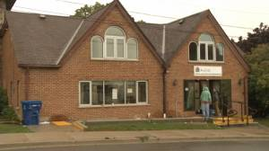 Fate of Peterborough emergency overflow shelter on Wolfe Street remains up for debate (01:48)