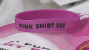 Make a difference on Pink Shirt Day and beyond (03:42)