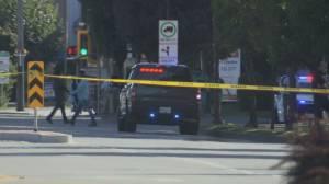 Police investigate after Delta gun violence (01:33)