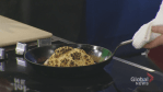 Wishbone restaurant shows off its roasted cauliflower dish