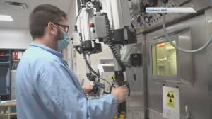 Calgary, southern Alberta set to get important disease diagnostic tool (02:26)