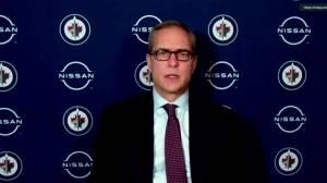 RAW: Winnipeg Jets Paul Maurice Interview – Apr. 15 (07:13)