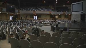 B.C. churches struggle with new government shut-down of indoor services (02:09)