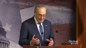Trump impeachment: Schumer says 'the Senate turned its back on the truth' after impeachment vote