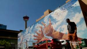 City of Calgary proposes Black Lives Matter mural, will replace long-standing downtown painting
