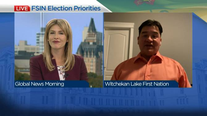 Click to play video: FSIN on issues facing Indigenous peoples ahead of provincial election