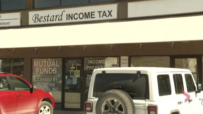 Click to play video: Fleming College offers free tax clinic to low income households
