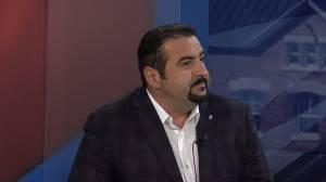 Kingston and The Islands Conservative candidate Ruslan Yakoviychuk visits Global News Morning