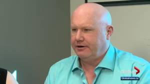 Edmonton Health Matters: Experimental therapy helps man see