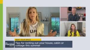 Top tips for renting out your vacation property (06:39)