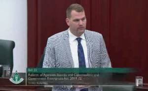 UCP deputy whip Joseph Schow on Bill 22