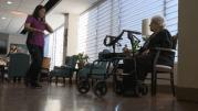 Play video: Geriatric nursing project aims to help Durham seniors