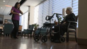 Geriatric nursing project aims to help Durham seniors (02:05)
