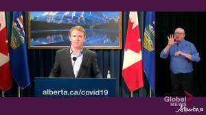 Alberta health minister says there will be no delay in COVID-19 vaccine Phase 2 rollout (01:07)