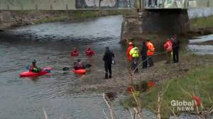 Mannequin to be launched into Lepper Brook as part of search for boy in Truro, N.S.