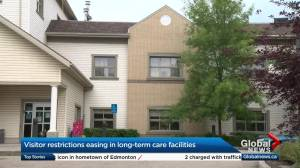 Visitor policies at Alberta continuing-care facilities start to ease Thursday